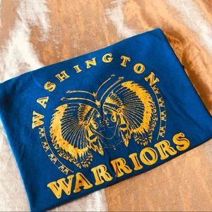 Tops - ⭐️ Washington Warriors Tee